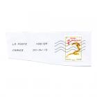 (PHILEUR07.063_20g.2013.1.2013_04_30.000000001) 0,63 euro France 2013 - Année du Serpent