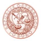 10 euro Autriche 2017 - Michel, ange protecteur Avers