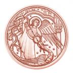 10 euro Autriche 2017 - Michel, ange protecteur Revers