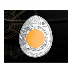 10 euro France 2017 argent BE - Guy Savoy Revers (visuel complémentaire)