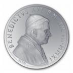 10 euro Vatican 2011 argent BE - Ordination sacerdotale de Benoît XVI Revers