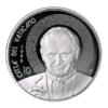 10 euro Vatican 2015 argent BE - Pape Jean-Paul II Avers