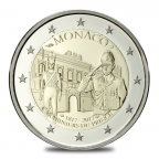 2 euro commémorative Monaco 2017 BE - Carabiniers
