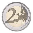 2 euro commémorative Portugal 2017 BE - Raul Brandão Revers
