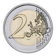 2 euro commémorative Portugal 2017 BU - Raul Brandão Revers