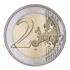 2 euro commémorative Portugal 2017 - Raul Brandão Revers