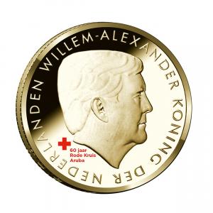 5 Florin 60 jaar Rode Kruis 2017 Voorzijde (zoom)