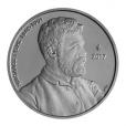 5 euro Grèce 2017 - Nikolaos Gysis Revers