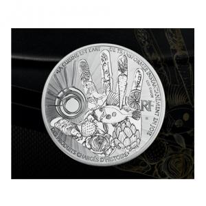 50 euro France 2017 argent BE - Guy Savoy Avers (visuel complémentaire)
