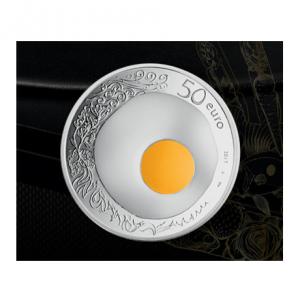 50 euro France 2017 argent BE - Guy Savoy Revers (visuel complémentaire)