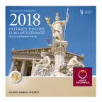 Brilliant Uncirculated Austria 2018