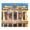 (EUR13.CofBU&FDC.2017.Cof-BU.1.000000002) Coffret BU Malte 2017 - La Valette (Verso)