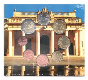 (EUR13.CofBU&FDC.2017.Cof-BU.1.000000002) Coffret BU Malte 2017 - La Valette (Verso) (zoom)