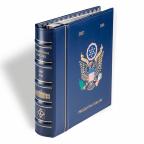 (MAT01.Alb&feu.Alb.314326) Binder Leuchtturm VISTA - Presidential dollars