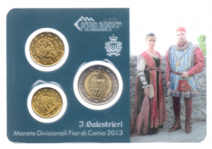 (EUR18.MK.2013.8.000000002) Crossbowmen's Federation (Front) (zoom)