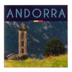 (EUR24.CofBU&FDC.2016.Cof-BU.cp5.10376) Brilliant Uncirculated coin set Andorra 2016 Front