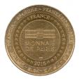 (FMED.Méd.souv.2016.CuAlNi1.3.1.000000002) Jeton touristique - Les Amis de la Citadelle Revers