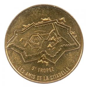 (FMED.Méd.souv.2016.CuAlNi1.3.1.000000002) Les Amis de la Citadelle, in Saint-Tropez Obverse (zoom)