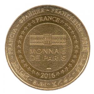 (FMED.Méd.souv.2016.CuAlNi1.3.1.000000002) Les Amis de la Citadelle, in Saint-Tropez Reverse (zoom)