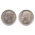 (LOT.W023.1000.1969.1.1.000000001) 10 Francs Baudouin 1969 (série des 2 légendes) Avers
