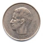 (W023.1000.1973.1.1.000000001) 10 Francs Baudouin 1973 - Légende flamande Avers