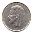 (W023.1000.1973.1.1.000000002) 10 Francs Baudouin 1973 - Légende flamande Avers