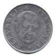 (W115.10000.1974.2.000000001) 100 Lire Guglielmo Marconi 1974 Avers
