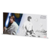 1 dollar Niue 2018 5 grammes argent BU - Luke Skywalker Revers (visuel supplémentaire)