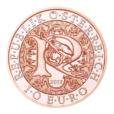 10 euro Autriche 2018 - Raphaël, ange guérisseur Avers
