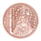 10 euro Autriche 2018 - Raphaël, ange guérisseur Revers
