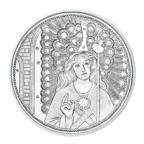 10 euro Autriche 2018 argent BE - Raphaël, ange guérisseur Revers
