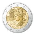 2 euro commémorative Autriche 2018 - République d'Autriche Avers