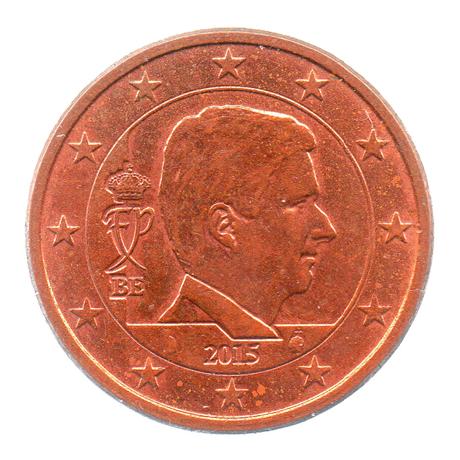 (EUR02.005.2015.0.sup.000000001) 5 cent Belgique 2015 Avers