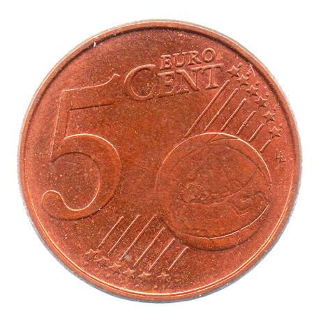 (EUR02.005.2015.0.sup.000000001) 5 cent Belgique 2015 Revers