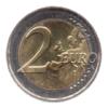 (EUR11.200.2017.COM2.spl.000000001) 2 euro commémorative Luxembourg 2017 - Guillaume III Revers