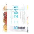 (EUR11.bag.2018.1) Sachet de banque 1 cent à 2 euro commémorative Luxembourg 2018 Verso