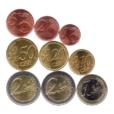 (LOT.EUR11.001to200.2018.1.spl.000000001) Série 1 cent à 2 euro commémorative Luxembourg 2018 Revers
