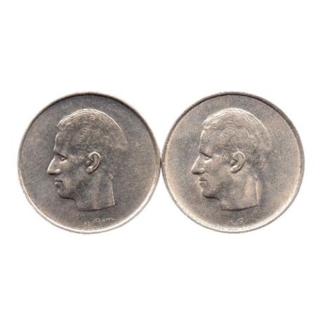 (LOT.W023.1000.1969.1.1.000000002) 10 Francs Baudouin 1969 (série des 2 légendes) Avers