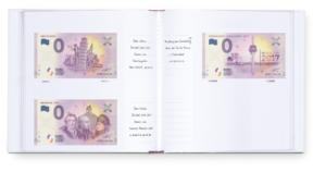 (MAT01.Alb&feu.Alb.358046) Album Leuchtturm - Billets touristiques (ouvert) (zoom)
