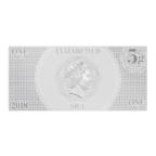 1 dollar Niue 2018 5 grammes argent BU - Obi-Wan Kenobi Avers