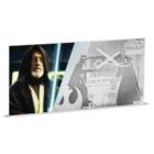 1 dollar Niue 2018 5 grammes argent BU - Obi-Wan Kenobi Revers