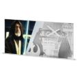 1 dollar Niue 2018 5 grammes argent BU - Obi-Wan Kenobi Revers (visuel supplémentaire)