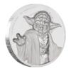 5 dollars Niue 2018 2 onces argent BE - Yoda Revers (visuel supplémentaire)