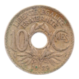 (FMO.010.1929.7.16.tb.000000001) 10 centimes Lindauer 1929 Revers
