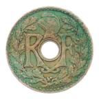 (FMO.010.1930.7.17.b.000000001) 10 centimes Lindauer 1930 Avers