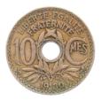 (FMO.010.1930.7.17.b.000000001) 10 centimes Lindauer 1930 Revers