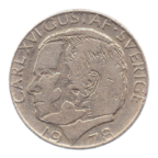 (W208.100.1978.1.ttb.000000001) 1 Krona Charles XVI Gustave 1978 Avers
