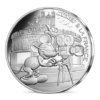 10 euro France 2018 argent - Mickey cinéaste Avers
