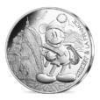 10 euro France 2018 argent - Mickey premier de cordée Avers
