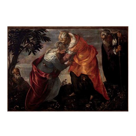 2 euro commémorative Saint-Marin 2018 - Tintoretto (visuel complémentaire)